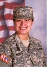 Chris Hustman Army National Guard