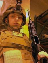 "Henry ""Hank"" Yandell, U.S. Marine Corps Combat Engineer"