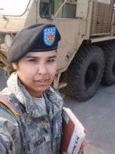 Augustine Hinchman Served in the U.S. Army 2009-2011