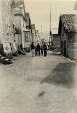 Front Street Hoonah 1935