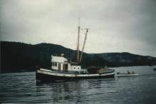 FV Estella skippered by Carl Marvin, Sr.