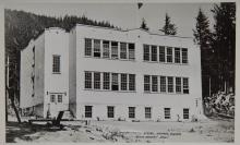 Hoonah Government School Postcard 1935