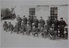 Hoonah Military Group Photo