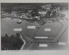Proposed Hoonah Harbor 1976