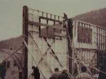Building of the Alaska Native Brotherhood (ANB) Hall