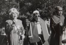 Amy Marvin, Ida Kadashan, Winnie Smith