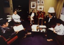 Huna Totem Meeting Circa 1980s
