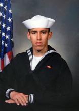 Killian Skaflestad Navy Portrait
