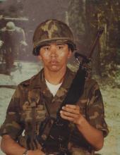Leroy Williams U.S. Army