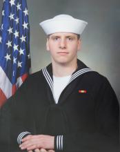 Kolby Skaflestad U.S. Navy 2008-Present