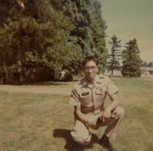 Fred Bennett, U.S. Army, 1965-68