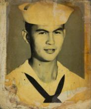 Mike Cook, Jr. US Navy