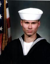 Howard James LeBlanc, U.S. Navy