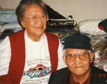 Jennie Lindoff & Wilbur Lindoff
