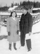 Harry Douglas and Esther Douglas