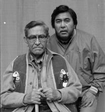 George Dalton and son Richard Dalton