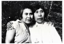 Irene Young and Mrs. James Young