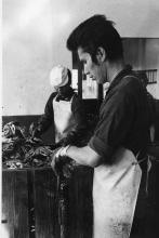 Men Working at the Hoonah Crab Cannery