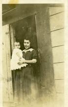 May Moy and Marietta Williams