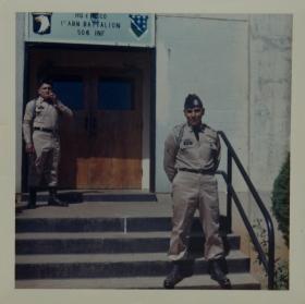 Melvin Williams, U.S. Army, 101st Airborne