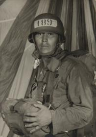 Melvin Williams, U.S. Army, 101st Airborne/Paratrooper, 1964-1966