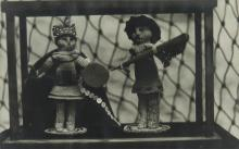 Spruce Root Dolls by Annie Lawrence