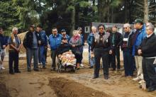 Groundbreaking Ceremony for Huna Totem Corporation Office in Juneau, Alaska