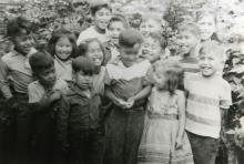 Group of Hoonah Childhood Friends Circa 1959